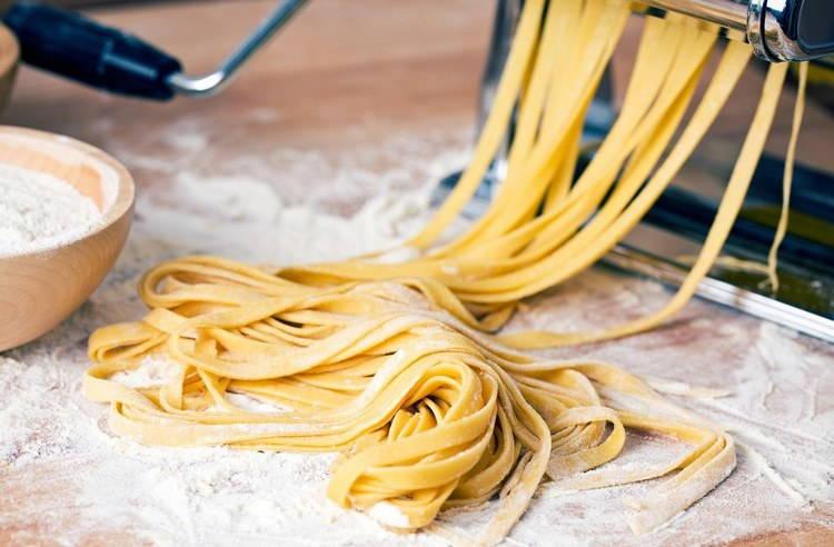 свежие макароны pasta fresca