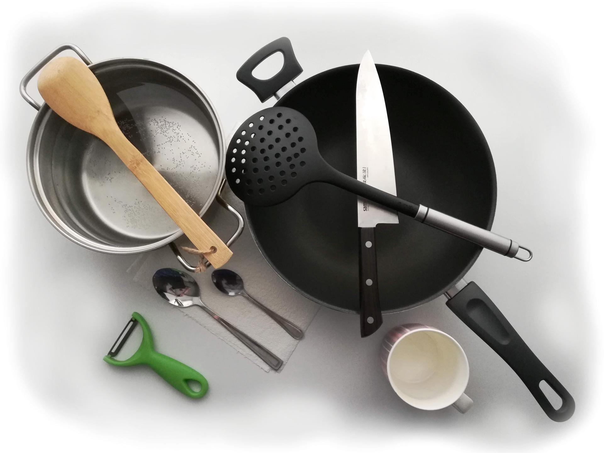 Оборудование и посуда для приготовления рецепта