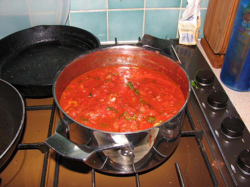 Соус маринара — рецепт приготовления в домашних условиях с фото