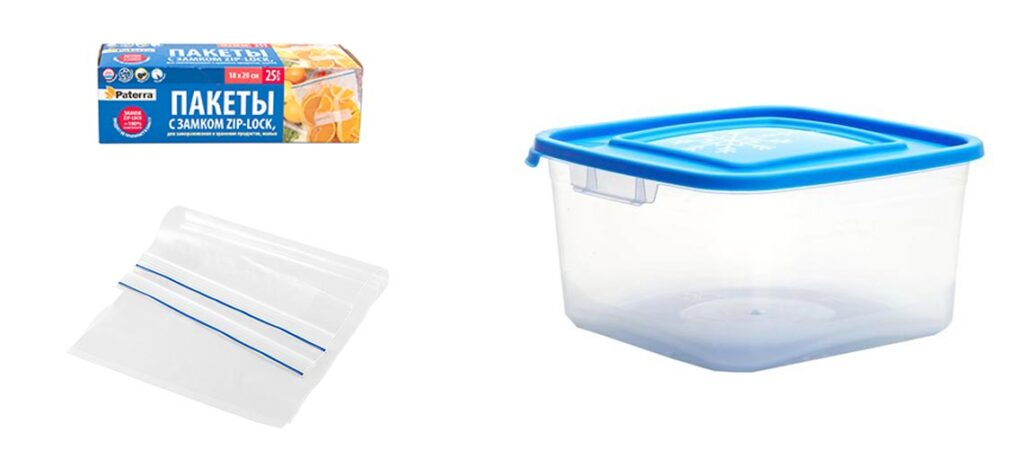 В чем хранить готовые отварные макароны в холодильнике