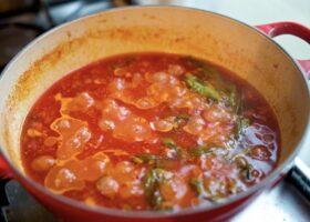 Соус маринара — 2 рецепта (классический и домашний)