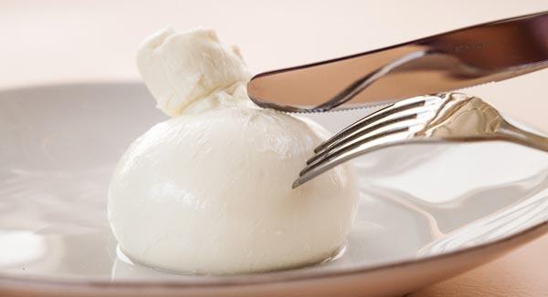 Сыр буррата что это такое и как выглядит